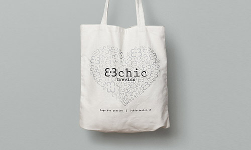 3CHIC TOTE BAG
