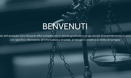 RIZZARDI ATTORNEY AT LAW WEBSITE