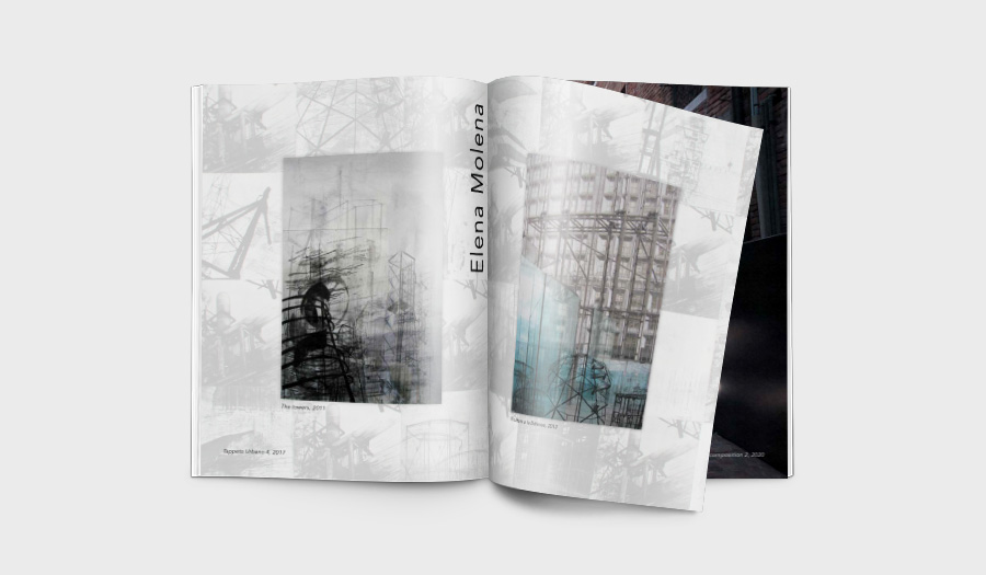 Brochure Antonello + Molena - Spazio Lazzari Treviso